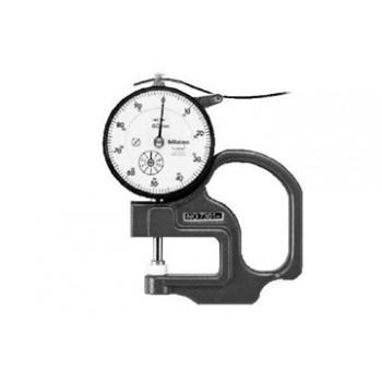 0-10mm Đồng hồ đo độ dày Mitutoyo 7301