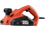 82mm Máy bào gỗ 650W Black and Decker KW712-QS