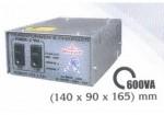 Biến thế 1 pha có sạc Ắc quy công suất 600VA, 6V-12V