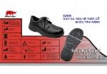 Giày da bảo vệ GI3100