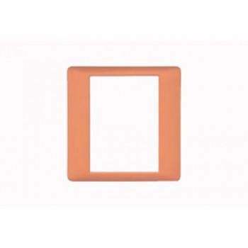 Mặt viền đơn màu hồng đào A1S/FP