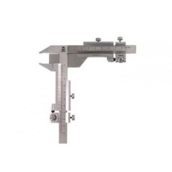 Thước đo module bánh răng Moore and Wright MW180-01