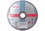 100 x 1.2 x 16mm Đá cắt sắt Bosch 2608600266
