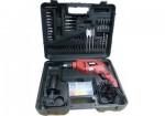 10mm Bộ dụng cụ và máy khoan 50 chi tiết Skil 6610