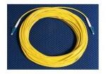 Dây nhảy quang Singlemode, Simplex LC/UPC- LC/UPC,  3.0 mm, dài - 20 m
