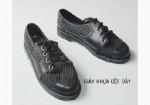 Giày nhựa cột dây GI6171