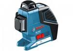 Máy cân mực laser 3 tia Bosch GLL 3-80P